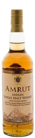 Amrut Single Malt Whiskey Cask Malt